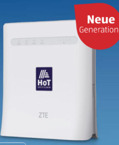ZTE HoT Cat 6 Router