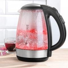 Cook O'Fino LED-Glas-Wasserkocher