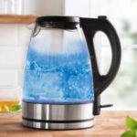 Norma 17.8.2020: Cook O'Fino LED-Glaswasserkocher 2200 Watt im Angebot