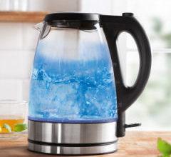 Bild von Norma: Cook O'Fino LED-Glas-Wasserkocher 2200 Watt im Angebot 27.1.2021 – KW 4