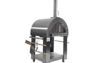 Bild von FireKing Roma Edelstahl Pizzaofen im Angebot bei Aldi Nord + Aldi Süd 7.12.2020 – KW 50