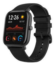 Bild von Huami Amazfit GTS Smartwatch im Angebot bei Aldi Nord 3.12.2020 + Aldi Süd 10.12.2020