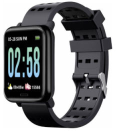 Real 7.9.2020: Jay-Tech BT36G Fitness-Tracker im Angebot