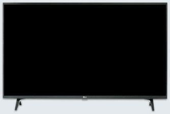LG 43-Zoll Full-HD Smart-TV Fernseher