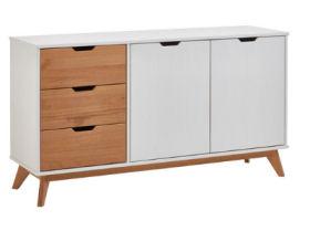 Massivholz-Sideboard im Angebot bei Aldi 22.6.2020 - KW 26