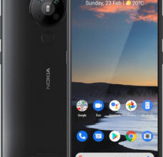 Bild von Nokia 5.3 Smartphone bei Real 30.11.2020 – KW 49