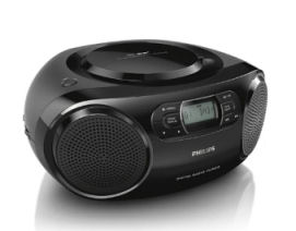 Philips AZB500 12 DAB+ Radio