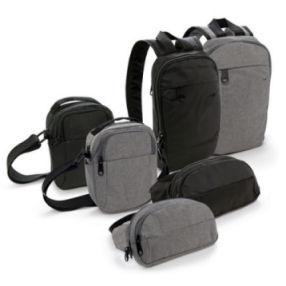 Tasche und Rucksack mit Diebstahlschutz