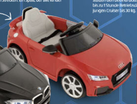 Audi TT Kinder-Elektro-Auto