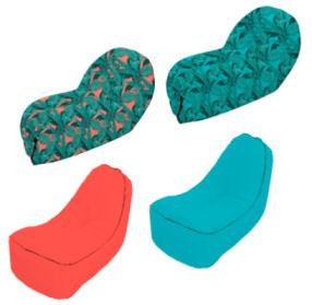 Pillow lounger plus air aldi Patio Chair