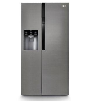 LG Side-by-Side Kühlschrank GSL361ICEZ