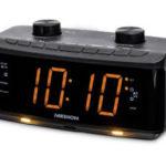 Aldi 30.7.2020: Medion Life P66173 Uhrenradio mit Nachtlicht im Angebot