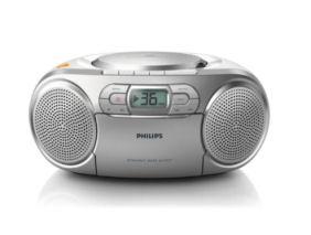 Bild von Philips AZ127/12 Radiorecorder bei Real 5.10.2020 – KW 41