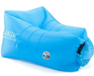 Seatzac Air-Lounger mit Powerbank