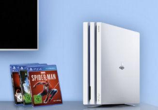 Sony Playstation 4 Pro 1TB Bundle mit Spielen