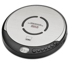 Clatronic Tragbarer CD-Player