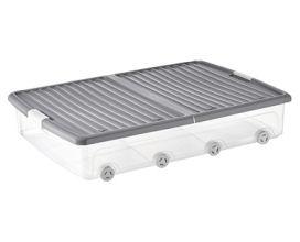 Bild von Easy Home Unterbett-Aufbewahrungsbox im Angebot » Aldi Süd 13.8.2020 – KW 33
