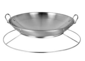 Grill Time Meateor Gas-Feuertisch Zubehör-Set 4-teilig
