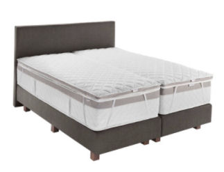 Hanse Luxus Boxspring Bett Im Angebot Aldi Nord Aldi Sud 27 8 2020 Kw 35