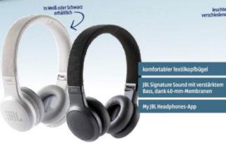JBL Live 400BT Bluetooth-Kopfhörer