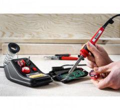 Bild von Kraft Werkzeuge Regelbare Lötstation im Angebot » Norma 10.8.2020 – KW 33