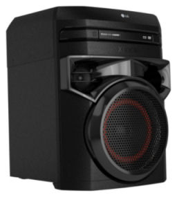 LG XBOOM ON2DN Bluetooth-Party-Lautsprecher im Angebot » Real 24.8.2020 - KW 35