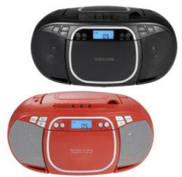 Medion Life E66476 CD MP3 Kassettenspieler