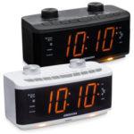 Hofer + Aldi 27.8.2020: Medion Life P66173 Uhrenradio mit Nachtlicht im Angebot
