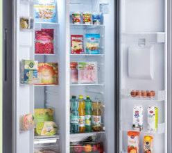 Bild von Medion MD 37484 Side-by-Side Kühlschrank im Angebot bei Hofer 10.8.2020 – KW 33