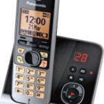 Panasonic KX-TG6721GB+AB Schnurlostelefon mit AB bei Kaufland 3.9.2020 - KW 36