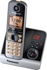 Panasonic KX-TG6721GB+AB Schnurlostelefon