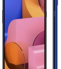 Bild von Samsung Galaxy A20s Smartphone im Angebot bei Aldi Nord + Aldi Süd 10.12.2020 – KW 50