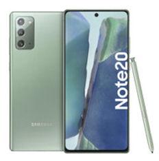 Samsung Galaxy Note 20 Smartphone Grün
