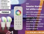 Aldi 31.8.2020: Tint Smartes Starter-Set White + Color als Lieferangebot