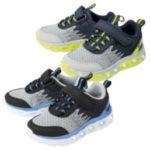 WalkX Schuhe mit Blinkfunktion als Highlight der Woche bei Aldi Nord 10.9.2020 - KW 37
