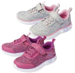 WalkX Schuhe mit Blinkfunktion Mädchen