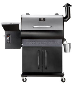 Z Grills ZPG-700E Pellet Smoker-Grill