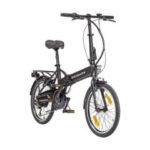 Real 14.9.2020: Zündapp Alu-Falt-E-Bike Green 1.0 im Angebot