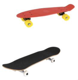 Active Touch Skateboard