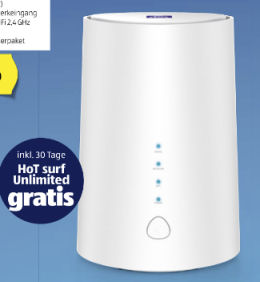 Alcatel HoT WLAN-Router Cat 7