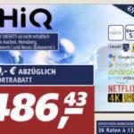 Real 14.9.2020: Chiq U65H7S 65-Zoll Ultra-HD Fernseher im Angebot