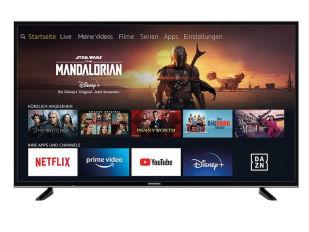 Grundig 49 VLX 70 Fire Edition UHD Smart TV Fernseher