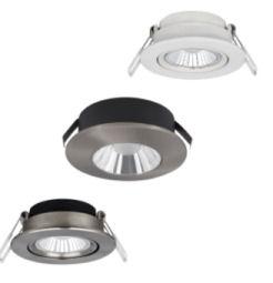 LightZone LED-Einbauleuchten