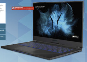 Medion Erazer Beast X10 Gaming Notebook