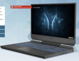 Medion Erazer Deputy P10 Gaming Notebook