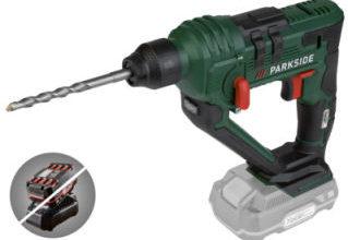Parkside Akku-Bohrhammer