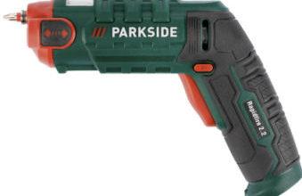 Parkside Akku-Wechselbitschrauber