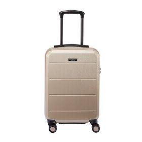 Royal Class Travel Line Metallic Trolley Boardcase