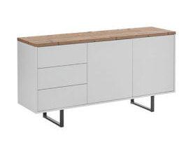 Photo of Aldi 1.10.2020: Sideboard Modern Fichtefarben im Angebot