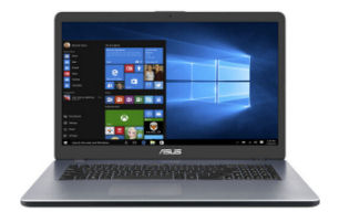 Asus F705QA-BX244T Notebook